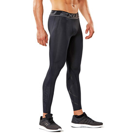 2XU Accelerate Compression Lange hardloopbroek Heren Regular zwart